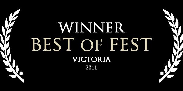 Grim and Fischer by WONDERHEADS; 2011 Victoria Fringe Best of the Fringe Award