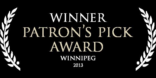 Grim and Fischer by WONDERHEADS; 2013 Winnipeg Fringe Patron's Pick Award