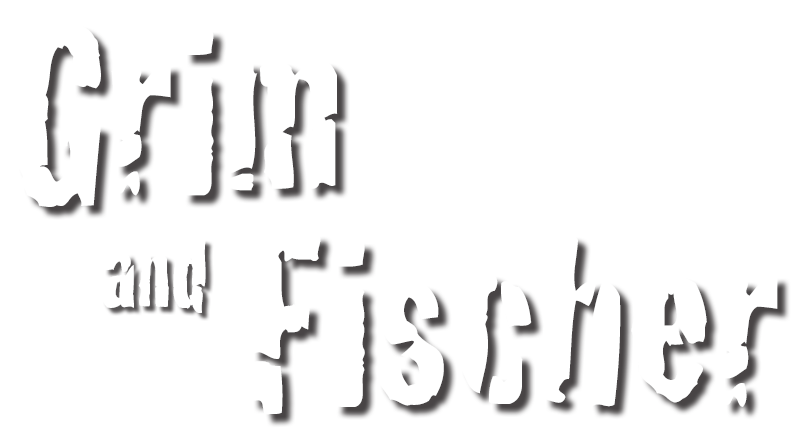 Grim and Fischer Logo